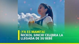 Corazón Serrano: Nickol Sinchi celebra nacimiento de su bebé con este video