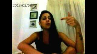 Luiza Chao - versão Nego Drama (Racionais Mc's)