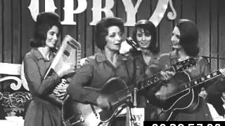 The Carter Family at the Grand Ole Opry 1960s