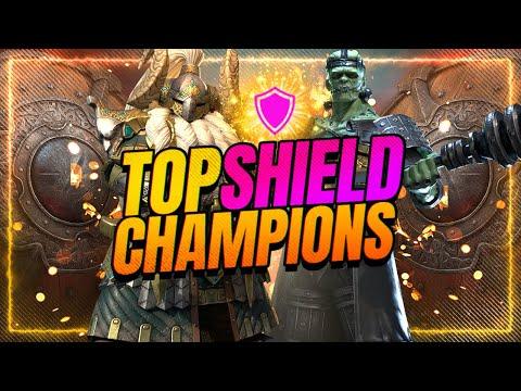 My TOP 10 Shield Bearers! | RAID Shadow Legends