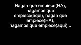 Black Eyed Peas - Let's get it started (subtitulada al español)