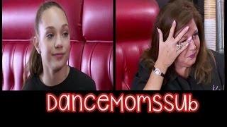 Dance Moms - Abby y Maddie comparten un momento especial T6E13 (Subtitulado)