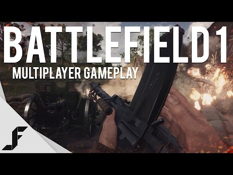 WTFF::: Early Preview Shows Good WW1 Vehicles and Weapons