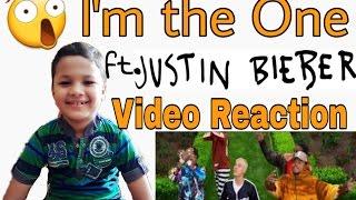 DJ KHALEND - I'M THE ONE Ft.JUSTIN BIEBER,QUAVO,CHANCE THE RAPPER,LIL WAYNE VIDEO REACTION