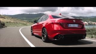 Alfa Romeo Giulia Quadrifoglio new trailer
