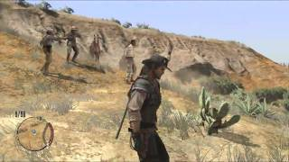 Red Dead Redemption » Life in the West Part 2