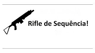 The Last of Us-so rajada de  rifle de sequencia