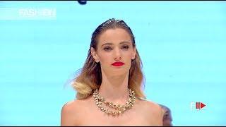 ANNALISA QUEEN Full Show Spring 2017 Monte Carlo Fashion Week 2017 - Fashion Channel