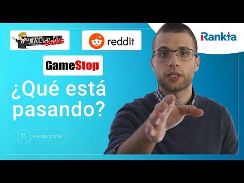 Gamestop ha subido más de un 1.500% en menos de un mes gracias a los usuarios de Reddit que han ganado millones de dólares con esto, pero no se conforman con Gamestop. En este vídeo entenderás qué está pasando y cuál es su próximo objetivo.
