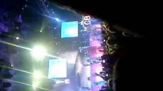 Chris Brown - Wall to wall Live Stockholm