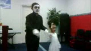 Word Of Faith Mime Ministry -The Best in Me