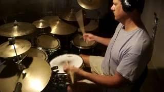 Duke Ellington - Take The A Train drum cover by Steve Tocco