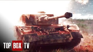 Tankers - Full WWII Movie