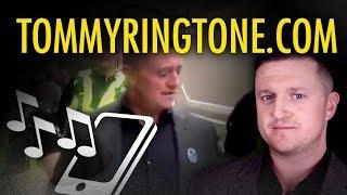 """""""Tommy Robinson chant"""" ringtone! FREE at TommyRingtone.com"""