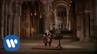 Rostropovich records the Prelude from Bach Cello Suite No.1 BWV 1007