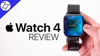Apple Watch 4 - FULL REVIEW (after 3 months of use)