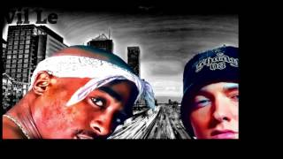 2Pac & Eminem: NEW MADE 2016 (I'm A Soldier) HD!