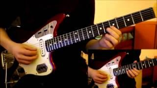 Burak Yeter - Tuesday ft. Danelle Sandoval - Guitar Cover