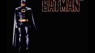 Batman (NES) - Streets of Desolation