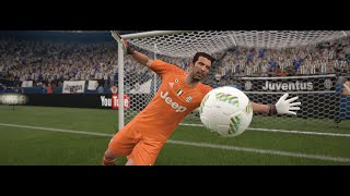 FIFA 17 | Gianluigi Buffon Cinematic Montage