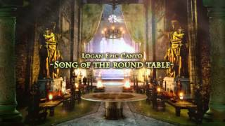 Celtic Music-Song of the round table-Instrumental Fantasy Music-Album: Legends Of Camelot(2016)