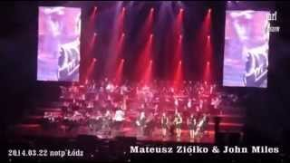 notp John Miles Mateusz Ziółko atlas arena Łódz 2014.03.22  Night of the Proms | Klasyka spotyka pop