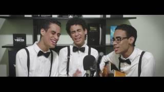 Tu és Fiel Senhor - Harpa // Irmãos Three Voices