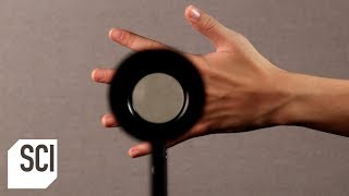 The Invisibility Lenses | Outrageous Acts of Science