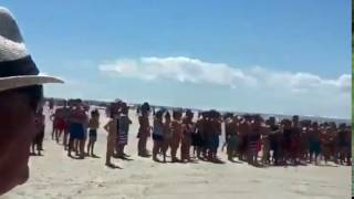 Teens arrested for allegedly having sex at Cape Cod beach on Fourth of July
