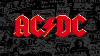 AC/DC - She's My Babe   Ballbreaker Jamsession