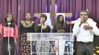 Zion Choir - My heart will sing no other name Jesus Jesus