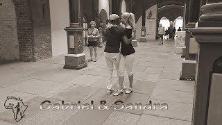 Kizomba ** (Nelson Freitas - Miúda Linda) ** mit DiaoDance (Sandra & Gabriel)