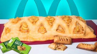 The BIGGEST McDonald's Apple Pie EVER | How To Cake It with Yolanda Gampp