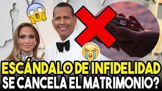 ULTIMA HORA – ESCANDALO DE INFIDELIDAD Alex Rodriguez a Jennifer Lopez