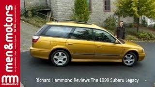 Richard Hammond Reviews The 1999 Subaru Legacy width=