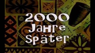 Sponge Bob 2000 Jahre später