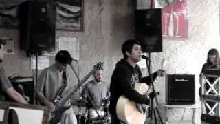 Banda Plato - O mesmo céu ao vivo no Linos Punk Bar - 10/01/2010