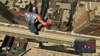 The Amazing Spider-Man 2 Web Swing
