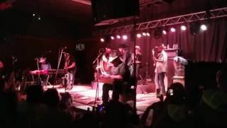 Cody Jinks 4-18-17 Greensboro NC Whiskey Bent and Hellbound