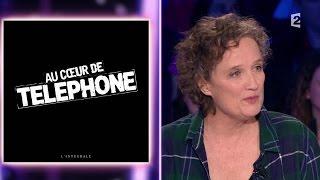 """Corine Marienneau (ex TELEPHONE) au sujet du groupe: """"Ils ne veulent pas que je vienne !"""" #ONPC"""