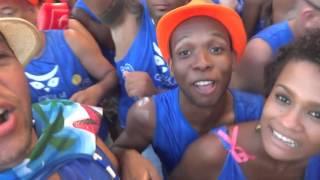 Timbalada - Capoeira Larará (Meia Lua Inteira) - Carnaval 2016 - Bloco Coruja - 3ª Feira