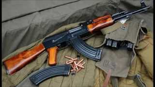 REALISTIC AK-47 Sounds For Video Editing