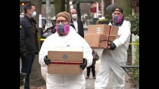 Authorities remove almost a million N95 masks and other supplies from alleged hoarder | ABC News