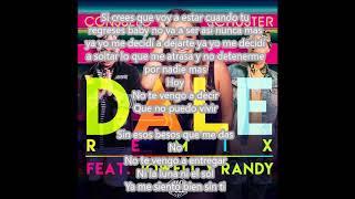 Dale remix letra Consuelo Schuster ft Jowell y Randy audio original