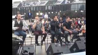 The Hardest Thing - 98 degrees - Montreal 2013