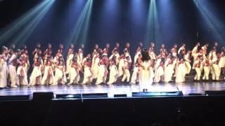 Sajojo dan Sik Sik Sibatumanikam oleh Joint Vocal Group TBAA-Vocal Livre Brazil