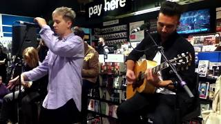 Nothing But Thieves - Sorry Live @ hmv Southend