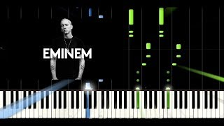 Eminem - When I'm Gone - Epic Piano Tutorial / Cover - Synthesia