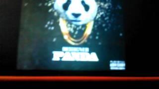 Panda clean half