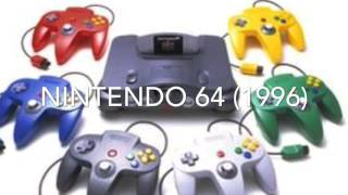 History of Nintendo (1977-2017)